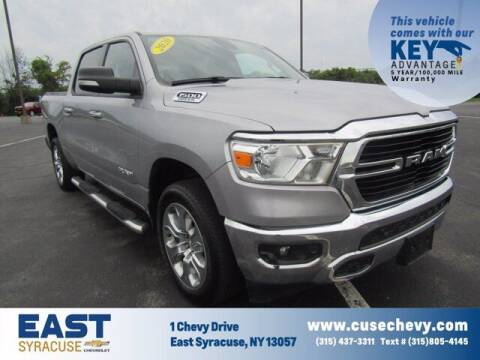 2020 RAM Ram Pickup 1500 for sale at East Syracuse Performance Sales & Service in Syracuse NY