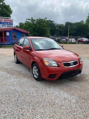 2011 Kia Rio for sale at Twin Motors in Austin TX