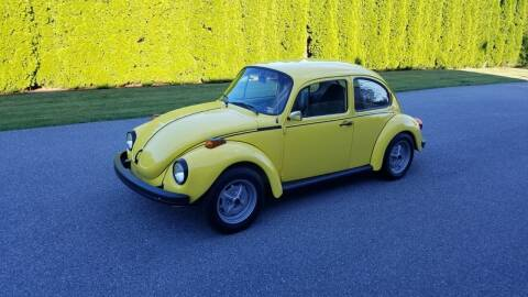 1973 Volkswagen Super Beetle for sale at Kingdom Autohaus LLC in Landisville PA