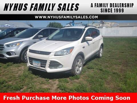 2016 Ford Escape for sale at Nyhus Family Sales in Perham MN