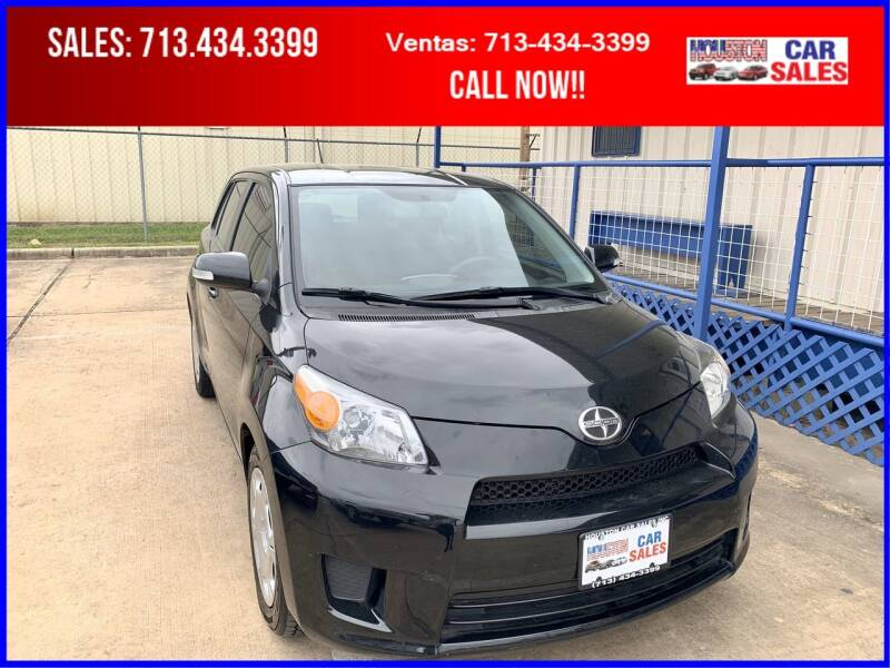 2013 Scion xD for sale at HOUSTON CAR SALES INC in Houston TX