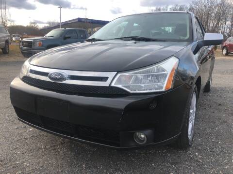 2010 Ford Focus for sale at AUTO OUTLET in Taunton MA