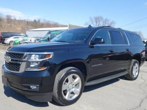 2015 Chevrolet Suburban for sale at Simply Motors LLC in Binghamton NY