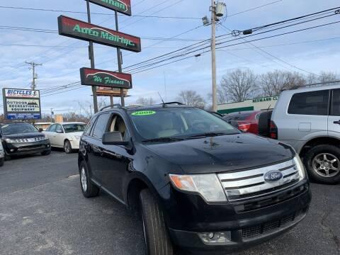 2008 Ford Edge for sale at Boardman Auto Mall in Boardman OH