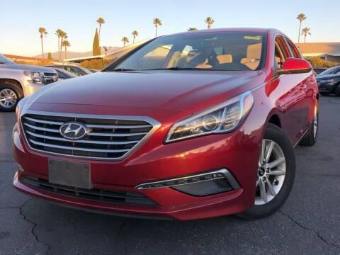 2015 Hyundai Sonata for sale at Apollo Auto El Monte in El Monte CA