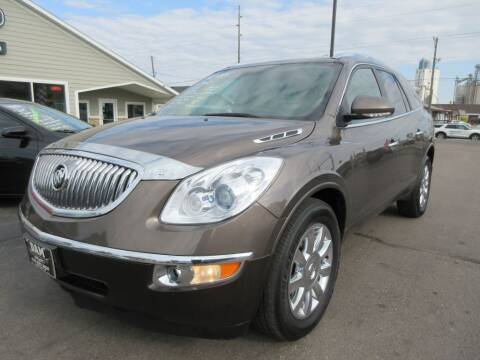 2012 Buick Enclave for sale at Dam Auto Sales in Sioux City IA