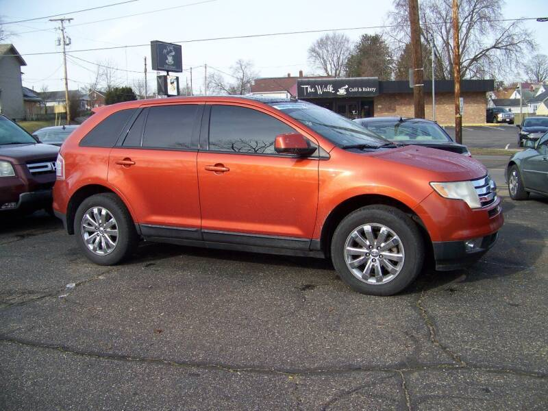 2007 Ford Edge for sale at Collector Car Co in Zanesville OH
