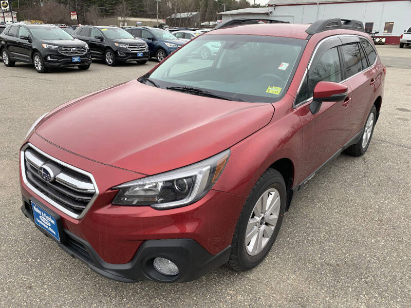 2019 Subaru Outback for sale at Ripley & Fletcher Pre-Owned Sales & Service in Farmington ME