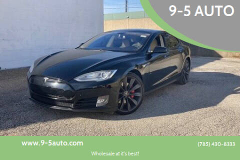 2013 Tesla Model S for sale at 9-5 AUTO in Topeka KS