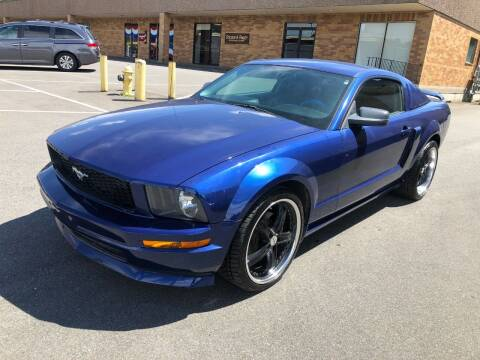 2007 Ford Mustang for sale at KARMA AUTO SALES in Federal Way WA