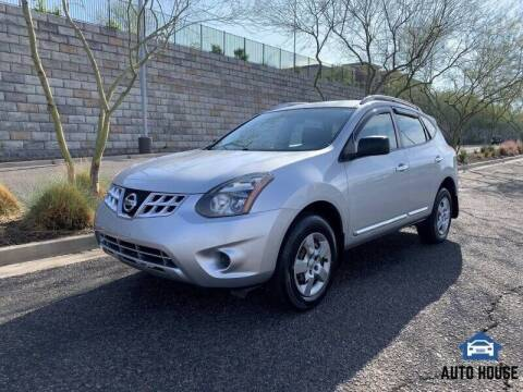2014 Nissan Rogue Select for sale at MyAutoJack.com @ Auto House in Tempe AZ