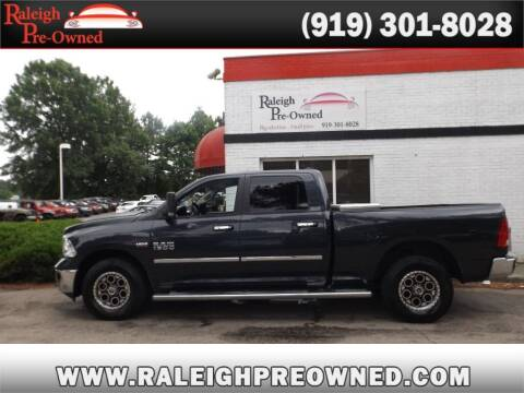 2014 RAM Ram Pickup 1500 for sale at Raleigh Pre-Owned in Raleigh NC