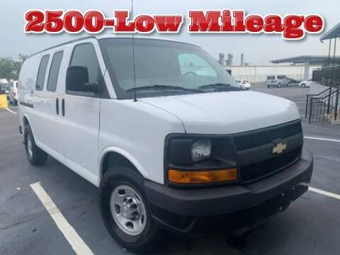 2015 Chevrolet Express Cargo for sale at Dixie Imports in Fairfield OH