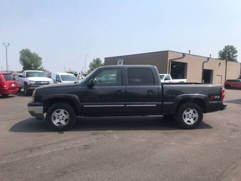 2005 Chevrolet Silverado 1500 for sale at Crown Motor Inc in Grand Forks ND
