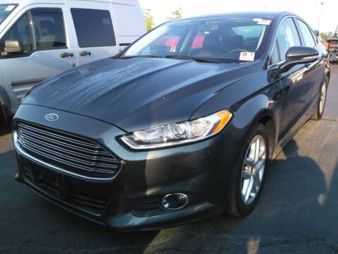 2015 Ford Fusion for sale at Government Fleet Sales in Kansas City MO