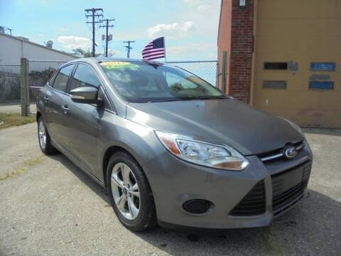 2013 Ford Focus for sale at Best Choice Auto Sales in Lexington KY