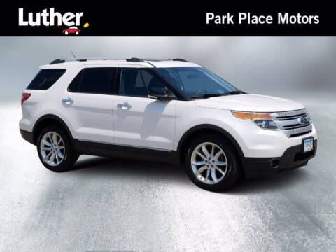 2014 Ford Explorer for sale at Park Place Motor Cars in Rochester MN