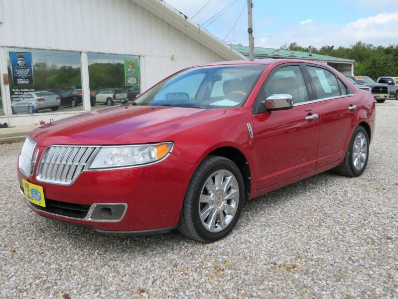 2012 Lincoln MKZ for sale at Low Cost Cars in Circleville OH