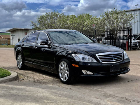 2007 Mercedes-Benz S-Class for sale at Texas Auto Corporation in Houston TX