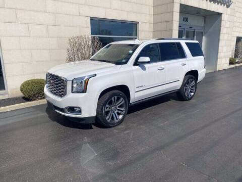 2018 GMC Yukon for sale at Cappellino Cadillac in Williamsville NY