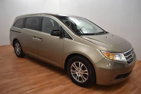 2011 Honda Odyssey for sale at Paris Motors Inc in Grand Rapids MI