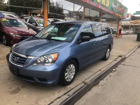2009 Honda Odyssey for sale at Sylhet Motors in Jamacia NY