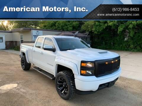 2017 Chevrolet Silverado 1500 for sale at American Motors, Inc. in Farmington MN