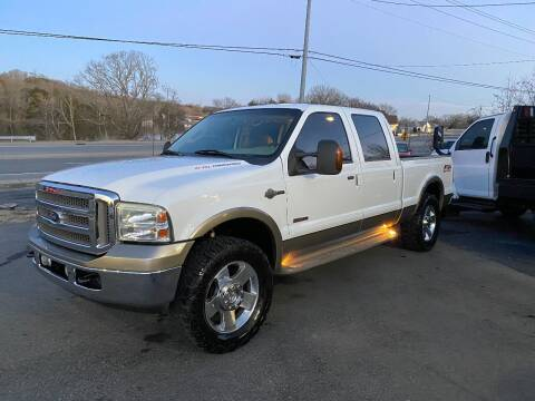 2006 Ford F-250 Super Duty for sale at Redline Motorplex,LLC in Gallatin TN