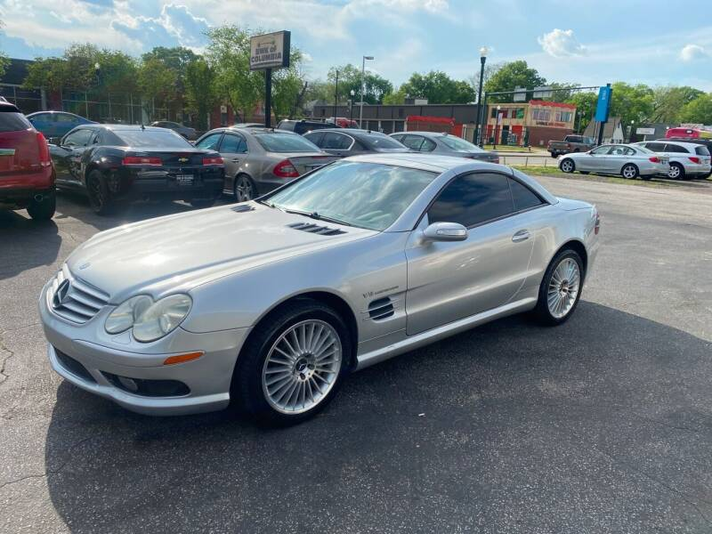 2005 Mercedes-Benz SL-Class for sale at BWK of Columbia in Columbia SC