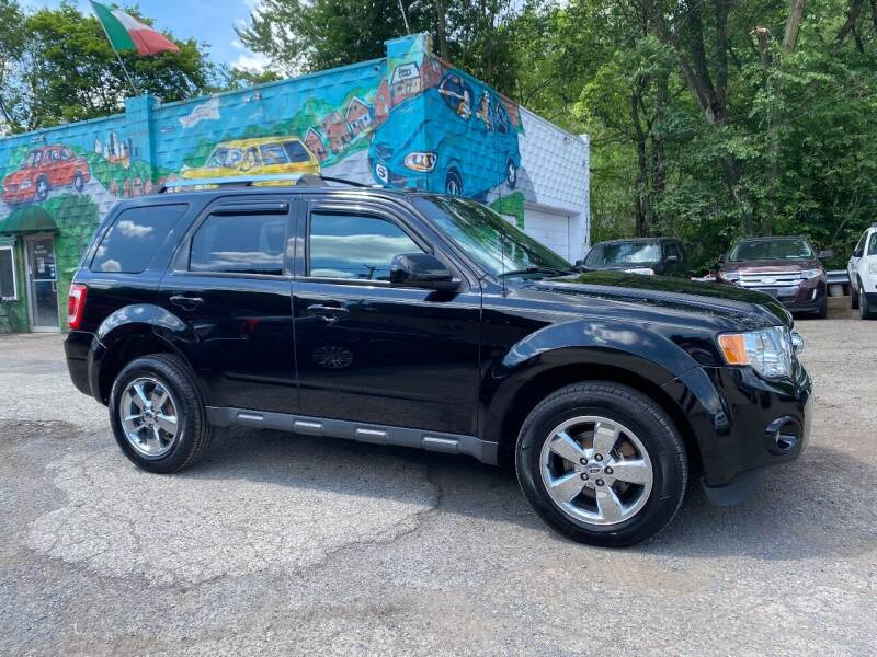 2012 Ford Escape for sale at Showcase Motors in Pittsburgh PA