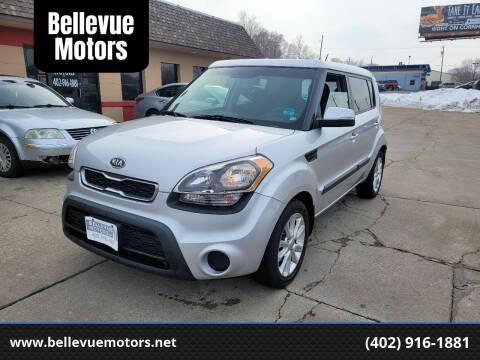 2012 Kia Soul for sale at Bellevue Motors in Bellevue NE