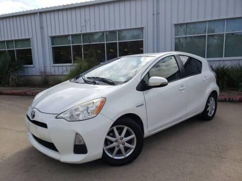 2012 Toyota Prius c for sale at Houston Auto Preowned in Houston TX