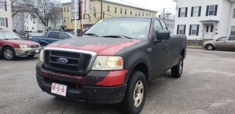 2004 Ford F-150 for sale at Union Street Auto in Manchester NH