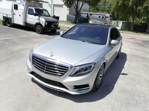2014 Mercedes-Benz S-Class for sale at Best Price Car Dealer in Hallandale Beach FL