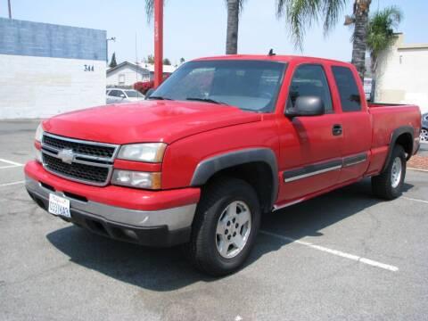 2006 Chevrolet Silverado 1500 for sale at M&N Auto Service & Sales in El Cajon CA
