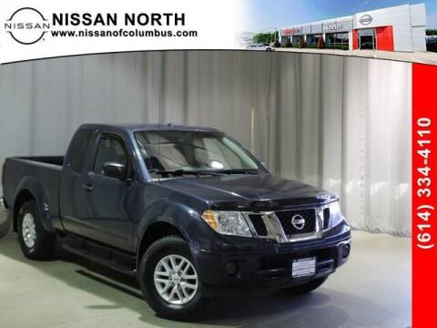 2017 Nissan Frontier for sale at Auto Center of Columbus in Columbus OH