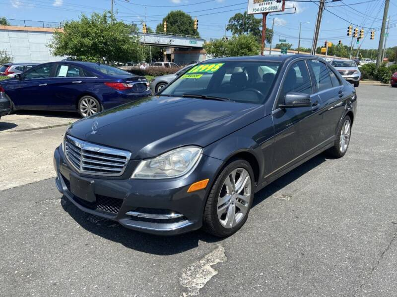 2014 Mercedes-Benz C-Class for sale at Starmount Motors in Charlotte NC