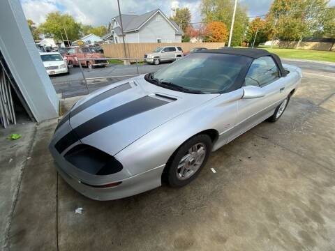 1997 Chevrolet Camaro for sale at Huggins Auto Sales in Ottawa OH