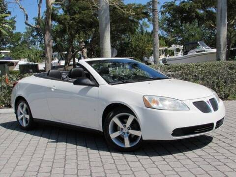 2007 Pontiac G6 for sale at Auto Quest USA INC in Fort Myers Beach FL