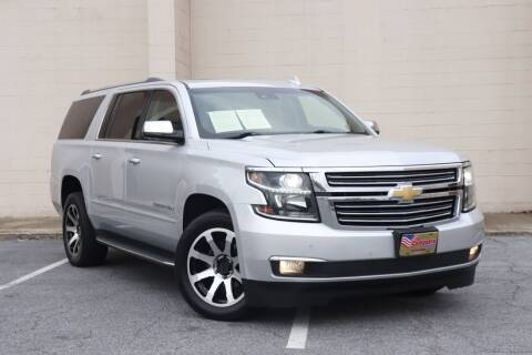 2017 Chevrolet Suburban for sale at El Compadre Trucks in Doraville GA
