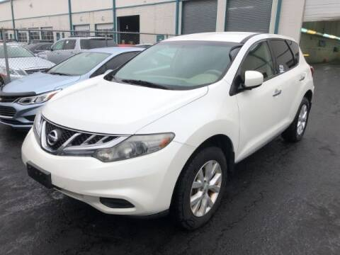 2012 Nissan Murano for sale at Adams Auto Group Inc. in Charlotte NC