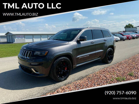 2014 Jeep Grand Cherokee for sale at TML AUTO LLC in Appleton WI