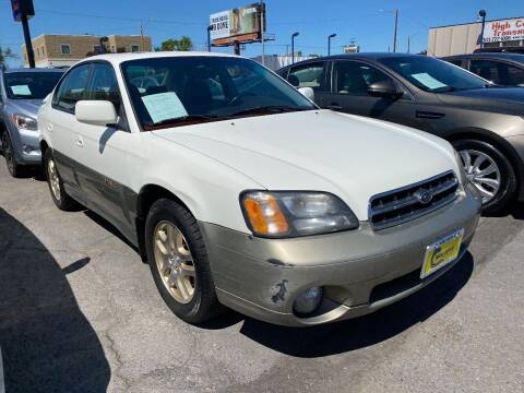 2000 Subaru Outback for sale at New Wave Auto Brokers & Sales in Denver CO
