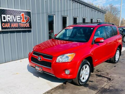 2012 Toyota RAV4 for sale at Drive 1 Car & Truck in Springfield OH