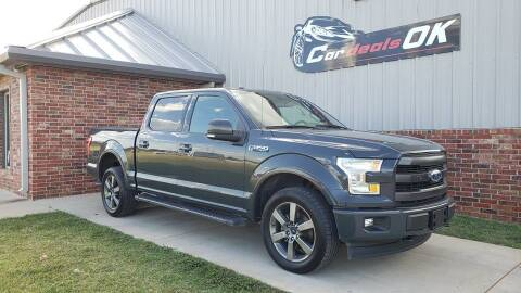 2017 Ford F-150 for sale at Car Deals OK in Oklahoma City OK