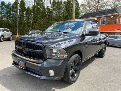 2018 RAM Ram Pickup 1500 for sale at Bloomingdale Auto Group in Bloomingdale NJ