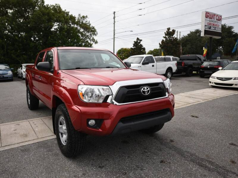 2015 Toyota Tacoma for sale at Grant Car Concepts in Orlando FL