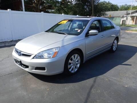 2006 Honda Accord for sale at Allen's Friendly Auto Sales in Sanford FL