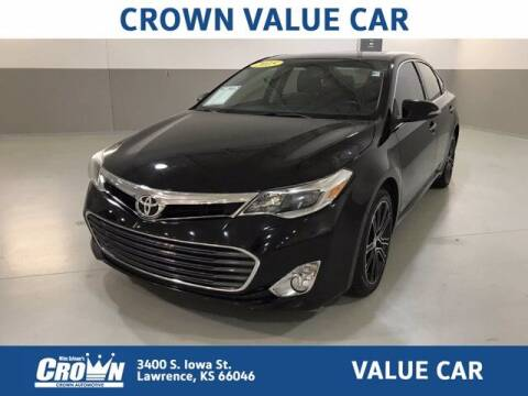 2015 Toyota Avalon for sale at Crown Automotive of Lawrence Kansas in Lawrence KS