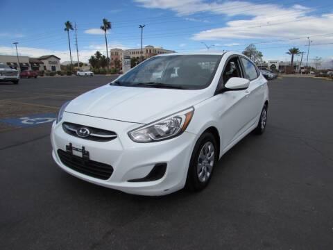 2016 Hyundai Accent for sale at Charlie Cheap Car in Las Vegas NV